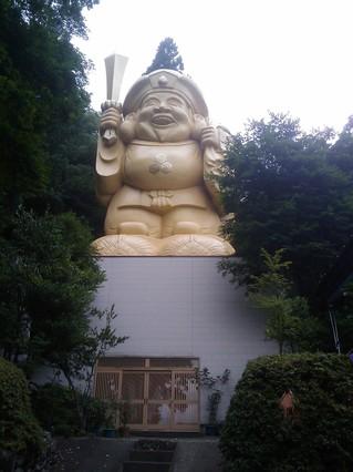 中之嶽神社のだいこく様